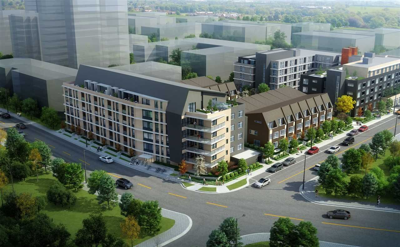 "Photo 1: Photos: 502 22226 BROWN Avenue in Maple Ridge: West Central Condo for sale in ""ERA"" : MLS®# R2460141"