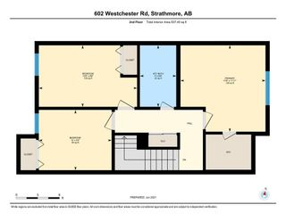Photo 36: 602 Westchester Road: Strathmore Row/Townhouse for sale : MLS®# A1117957