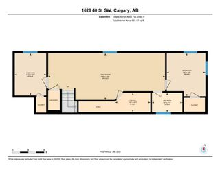 Photo 38: 1628 40 Street SW in Calgary: Rosscarrock Detached for sale : MLS®# A1146125