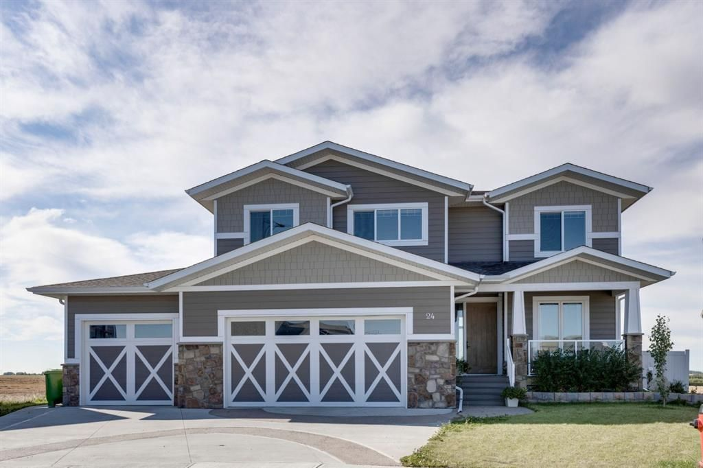 Main Photo: 24 Coutts Close: Olds Detached for sale : MLS®# A1143388