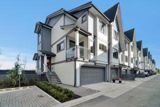 """Main Photo: 201 19451 SUTTON Avenue in Pitt Meadows: South Meadows Townhouse for sale in """"Nature's Walk"""" : MLS®# R2627675"""