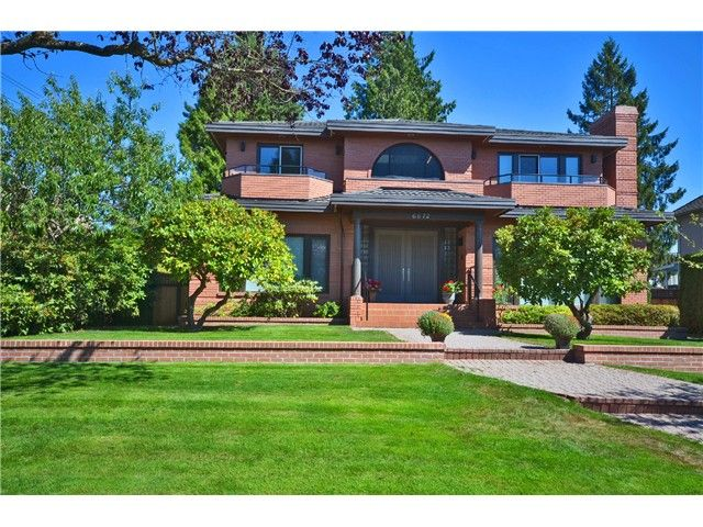 FEATURED LISTING: 6672 MONTGOMERY Street Vancouver