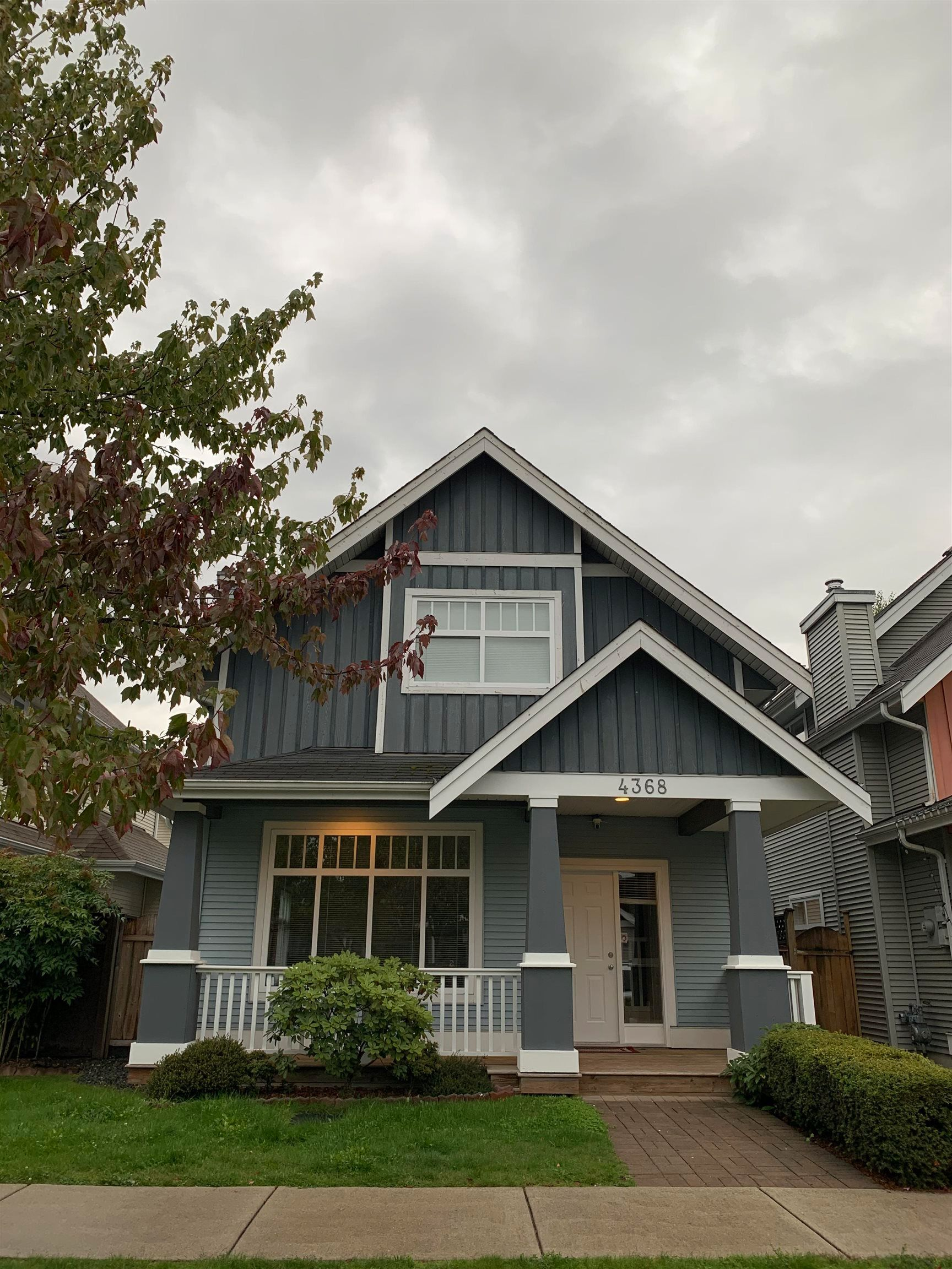 Main Photo: 4368 BLAIR Drive in Richmond: West Cambie House for sale : MLS®# R2621768