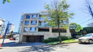 """Photo 1: 209 5818 LINCOLN Street in Vancouver: Killarney VE Condo for sale in """"Lincoln Place"""" (Vancouver East)  : MLS®# R2588469"""