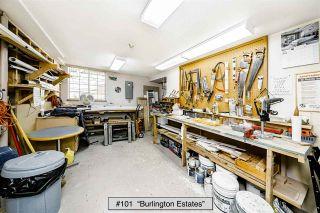 """Photo 33: 101 2963 BURLINGTON Drive in Coquitlam: North Coquitlam Condo for sale in """"Burlington Estates"""" : MLS®# R2496011"""