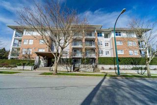 """Main Photo: 102 995 W 59TH Avenue in Vancouver: South Cambie Condo for sale in """"CHURCHILL GARDENS"""" (Vancouver West)  : MLS®# R2572545"""