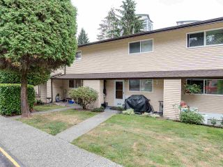 "Photo 1: 2023 HOLDOM Avenue in Burnaby: Parkcrest Townhouse for sale in ""BRENTWOOD GARDENS"" (Burnaby North)  : MLS®# R2394577"