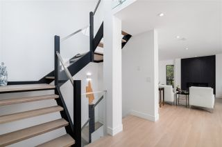 Photo 3: 1089 W 7TH AVENUE in Vancouver: Fairview VW Townhouse for sale (Vancouver West)  : MLS®# R2519757