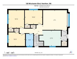 Photo 36: 128 Winchester Boulevard in Hamilton: House for sale : MLS®# H4053516