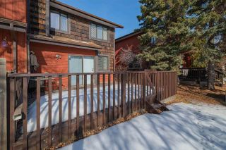 Photo 31: 44 LACOMBE Point: St. Albert Townhouse for sale : MLS®# E4253325