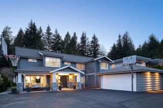 Photo 1: 4227 LIONS Avenue in North Vancouver: Forest Hills NV House for sale : MLS®# R2565681