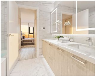 """Photo 5: 2602 6398 SILVER Avenue in Burnaby: Metrotown Condo for sale in """"SUNTOWERS 2"""" (Burnaby South)  : MLS®# R2591459"""