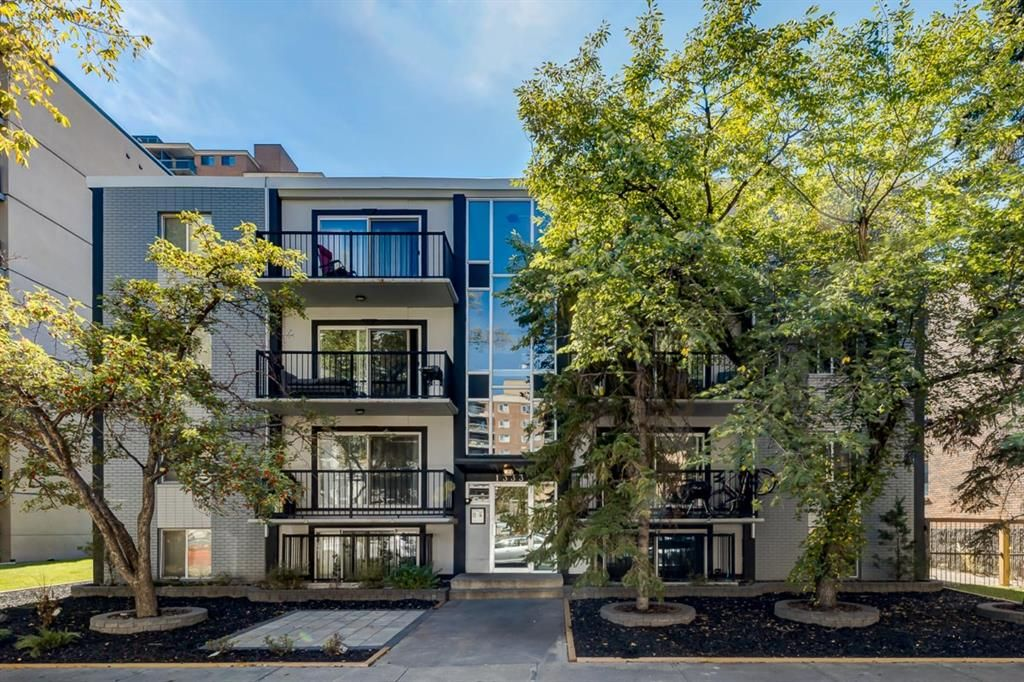 Main Photo: 103 1333 13 Avenue SW in Calgary: Beltline Apartment for sale : MLS®# A1144866