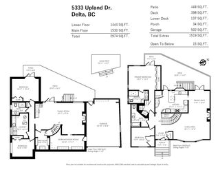 """Photo 40: 5333 UPLAND Drive in Delta: Cliff Drive House for sale in """"CLIFF DRIVE"""" (Tsawwassen)  : MLS®# R2575133"""