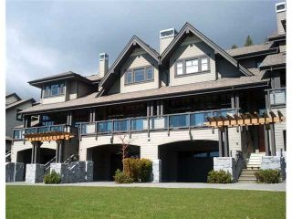 "Photo 3: # 9 2555 SKILIFT RD in West Vancouver: Chelsea Park Townhouse for sale in ""CHAIRLIFT RIDGE"" : MLS®# V1015084"