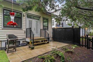 """Photo 21: 19 2427 164 Street in Surrey: Grandview Surrey Townhouse for sale in """"THE SMITH"""" (South Surrey White Rock)  : MLS®# R2531111"""
