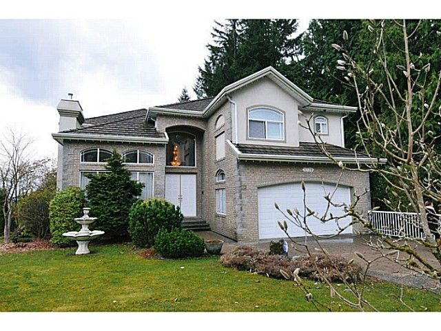 Main Photo: 1739 HAMPTON Drive in Coquitlam: Westwood Plateau House for sale : MLS®# V1053792