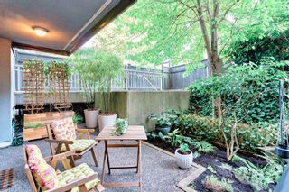 Main Photo: 103 3 N GARDEN Drive in Vancouver: Hastings Condo for sale (Vancouver East)  : MLS®# R2613683