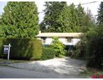 Property Photo: 2740 124B ST in White Rock