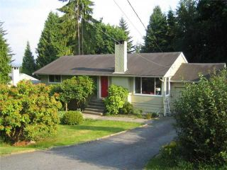 Photo 1: 1349 E 15TH Street in North Vancouver: Westlynn House for sale : MLS®# V869665