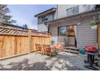 Photo 12: 226 BALMORAL PL in Port Moody: North Shore Pt Moody Townhouse for sale : MLS®# V1010523