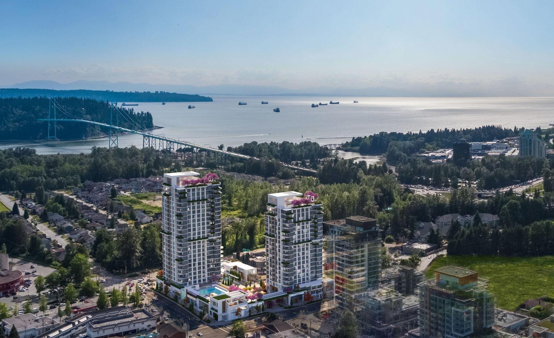 "Main Photo: 2004 1633 CAPILANO Road in North Vancouver: Pemberton NV Condo for sale in ""PARK WEST"" : MLS®# R2623652"