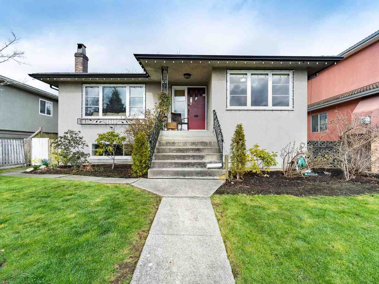 """Main Photo: 735 W 63RD Avenue in Vancouver: Marpole House for sale in """"MARPOLE"""" (Vancouver West)  : MLS®# R2547295"""