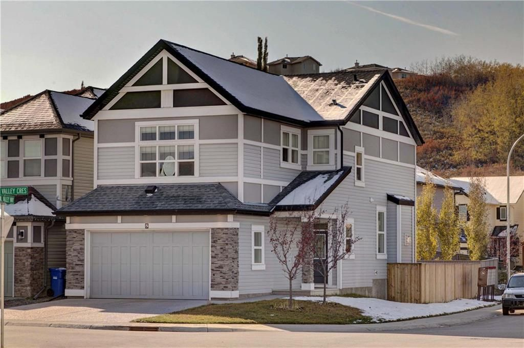 Main Photo: 5 CHAPARRAL VALLEY Crescent SE in Calgary: Chaparral Detached for sale : MLS®# C4232249