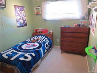 Photo 10: 596 AUBIN Drive in STADOLPHE: Glenlea / Ste. Agathe / St. Adolphe / Grande Pointe / Ile des Chenes / Vermette / Niverville Residential for sale (Winnipeg area)  : MLS®# 1404401