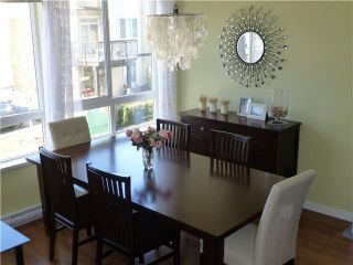 "Photo 3: 57 1125 KENSAL Place in Coquitlam: New Horizons Townhouse for sale in ""KENSAL WALK"" : MLS®# V1106910"