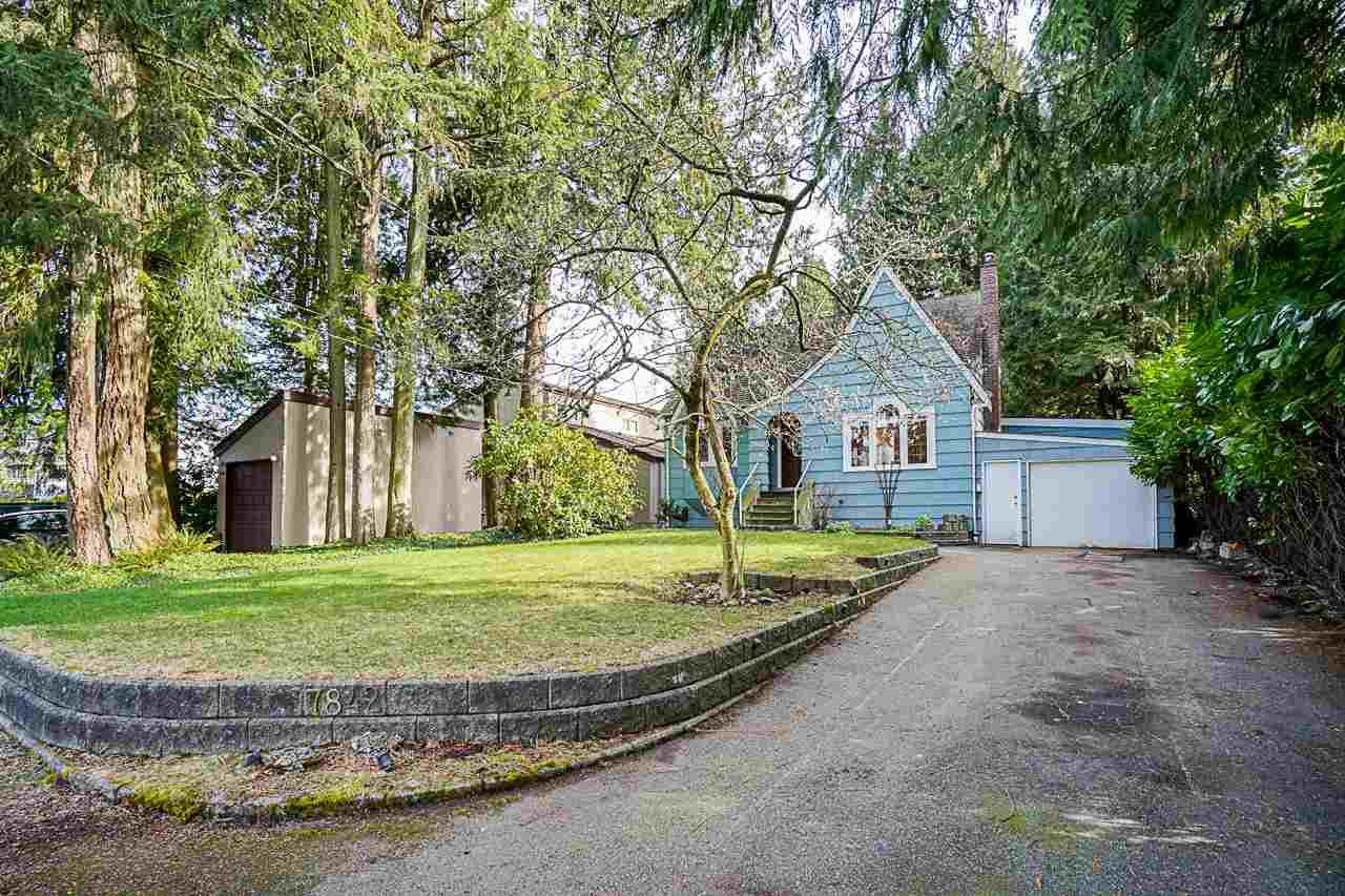Main Photo: 7842 ROSEWOOD Street in Burnaby: Burnaby Lake House for sale (Burnaby South)  : MLS®# R2544040