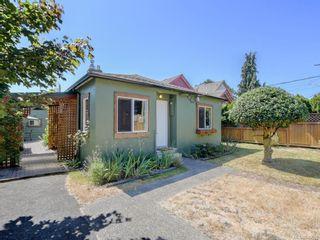Photo 1: 3011 Cedar Hill Rd in : Vi Oaklands House for sale (Victoria)  : MLS®# 845609