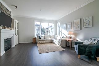 """Photo 2: 720 ORWELL Street in North Vancouver: Lynnmour Townhouse for sale in """"Wedgewood by Polygon"""" : MLS®# R2347967"""