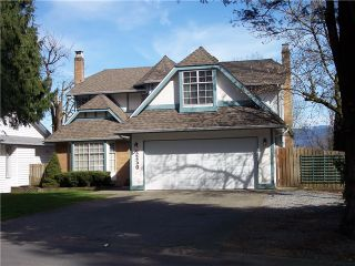 "Photo 1: 2230 TIMBERLANE Drive in Abbotsford: Abbotsford East House for sale in ""MOUNTAIN VILLAGE"" : MLS®# F1407774"