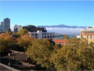 Main Photo: 604-28 Powell Street in Vancouver: Downtown VE Condo for sale (Vancouver East)  : MLS®# V1046892