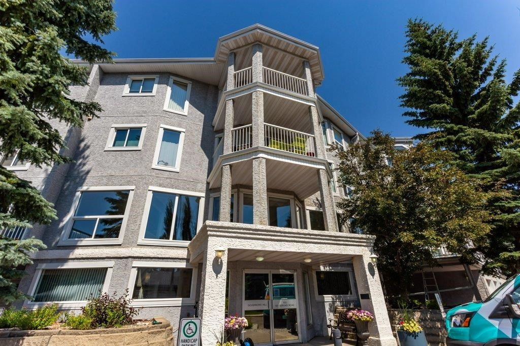Main Photo: 103 65 GERVAIS Road: St. Albert Condo for sale : MLS®# E4252335