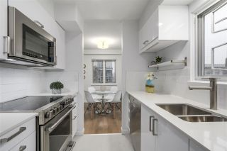"""Photo 9: 207 643 W 7TH Avenue in Vancouver: Fairview VW Condo for sale in """"The Courtyards"""" (Vancouver West)  : MLS®# R2216272"""