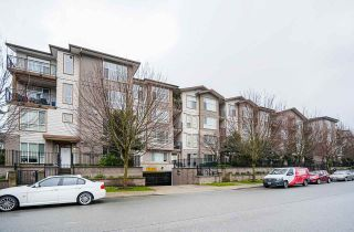 "Photo 1: 215 2343 ATKINS Avenue in Port Coquitlam: Central Pt Coquitlam Condo for sale in ""Pearl"" : MLS®# R2542020"