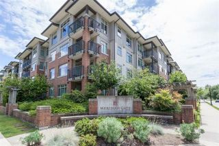 """Photo 1: 216 9288 ODLIN Road in Richmond: West Cambie Condo for sale in """"MERIDIAN GATE"""" : MLS®# R2213426"""
