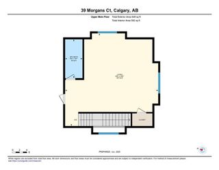 Photo 50: 39 MORGANS Court in Rural Rocky View County: Rural Rocky View MD Detached for sale : MLS®# A1071664