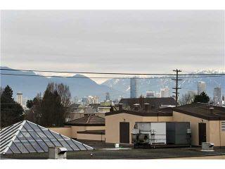 """Photo 9: # 605 2137 W 10TH AV in Vancouver: Kitsilano Condo for sale in """"THE '1'"""" (Vancouver West)  : MLS®# V867959"""