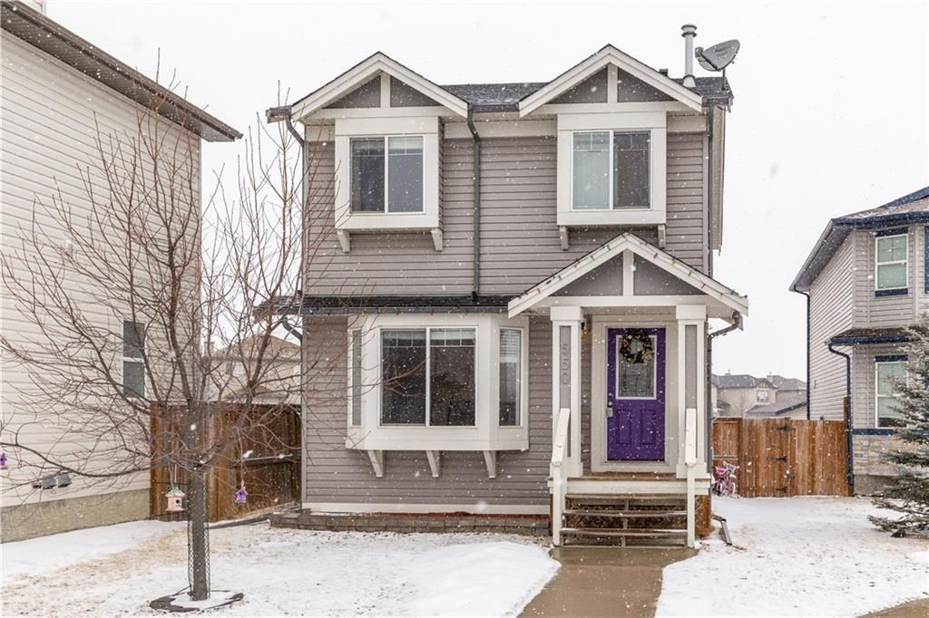 Main Photo: 550 LUXSTONE Place SW: Airdrie Detached for sale : MLS®# C4293156