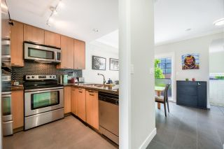 Photo 3: 208 3788 NORFOLK Street in Burnaby: Central BN Townhouse for sale (Burnaby North)  : MLS®# R2580124