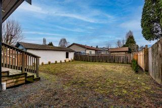 Photo 36: 8966 CHARLES Street in Chilliwack: Chilliwack E Young-Yale House for sale : MLS®# R2543711
