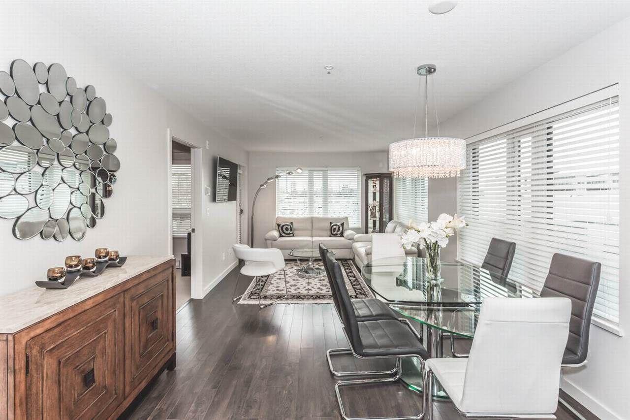 "Photo 4: Photos: 306 1673 LLOYD Avenue in North Vancouver: Pemberton NV Condo for sale in ""DISTRICT CROSSING"" : MLS®# R2046204"