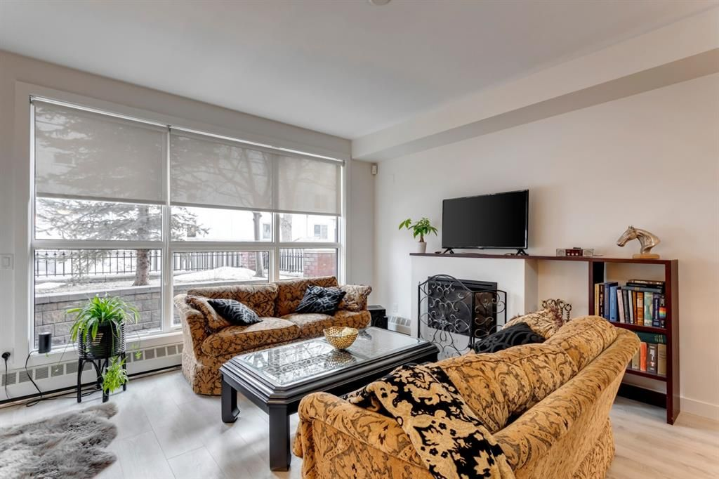 Photo 10: Photos: 105 1730 5A Street SW in Calgary: Cliff Bungalow Apartment for sale : MLS®# A1075033