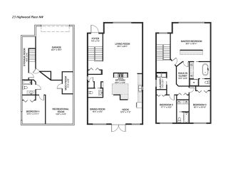 Photo 6: 23 Highwood Place NW in Calgary: Highwood House for sale : MLS®# C4106746