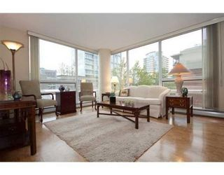 Photo 2: # 606 1201 MARINASIDE CR in Vancouver: Yaletown Condo for sale (Vancouver West)  : MLS®# V826272