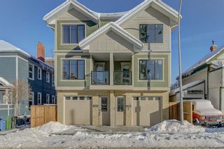 Photo 33: 1808 8 Street SW in Calgary: Lower Mount Royal Semi Detached for sale : MLS®# A1072854
