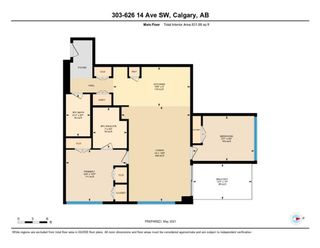 Photo 31: 303 626 14 Avenue SW in Calgary: Beltline Apartment for sale : MLS®# A1101320